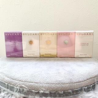ブルガリ(BVLGARI)のブルガリ フレグランス トラベルコレクション(香水(女性用))