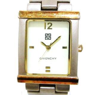 ジバンシィ(GIVENCHY)のジバンシー 腕時計 - TK.18.XVIII(腕時計)
