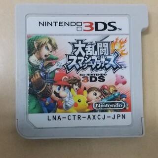 ニンテンドー3DS(ニンテンドー3DS)の大乱闘スマッシュブラザーズfor Nintendo 3DS(携帯用ゲームソフト)