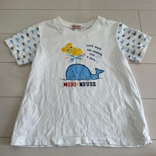 mikihouse - 110センチmiki houseTシャツ