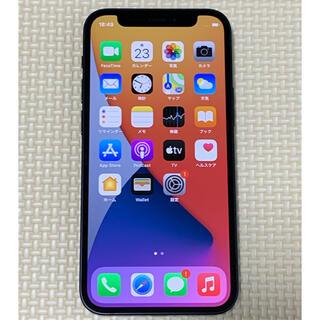 Apple - 送料込iPhone 12 mini ブラック 256GB SIMフリー