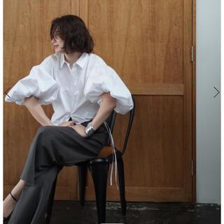 Ameri VINTAGE -  ETRE TOKYO  エトレ ETRÉ クロップドバルーンシャツ