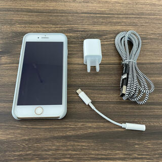 iPhone - iPhone7 128GB Gold SIMフリー