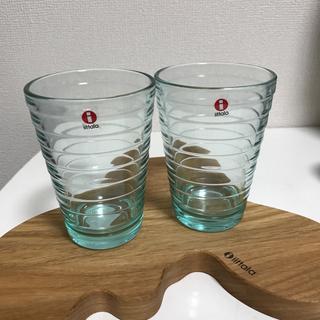 イッタラ(iittala)の新品☆イッタラ アイノアールト ハイボール 4点(グラス/カップ)
