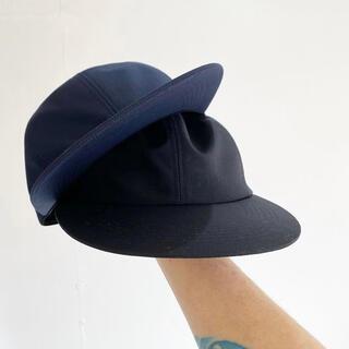 ワンエルディーケーセレクト(1LDK SELECT)のSEE SEE SIMPLE CAP DEEP NAVY(キャップ)
