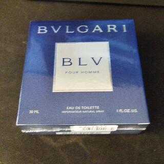 ブルガリ(BVLGARI)のブルガリ ブルー プールオム EDT SP 30ml 香水(香水(男性用))