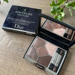 Christian Dior - ディオール Dior サンククルール ソフトカシミア 669