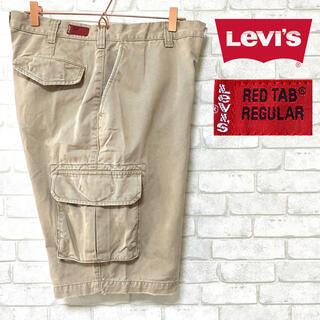 Levi's - Levi's RED TAB リーバイス カーゴショートパンツ 6ポケットW34