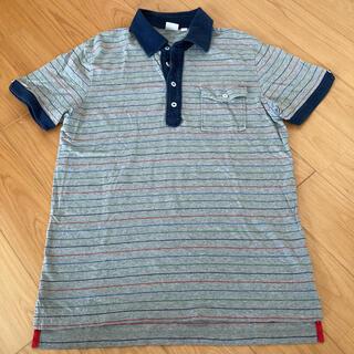 ユニクロ(UNIQLO)のUNIQLO×Michael Bastianポロシャツ Lサイズ(ポロシャツ)