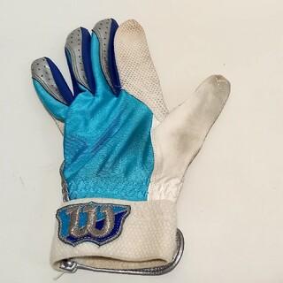 ウィルソン(wilson)のWilson ウイルソン 守備用手袋 Lサイズ 中古 (守備手袋(グローブ)