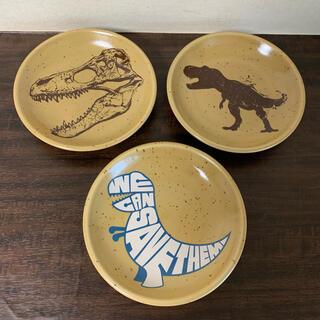 BANPRESTO - ジュラシックワールド 一番くじ 皿 3枚セット