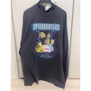 バレンシアガ(Balenciaga)のバレンシアガ speedhunters  スピードハンターズ ほぼ未使用 ロンT(Tシャツ/カットソー(七分/長袖))