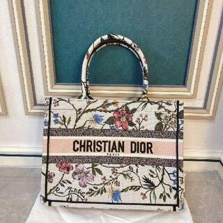 Christian Dior - ディオール ブックトート ローザムタビリス 2