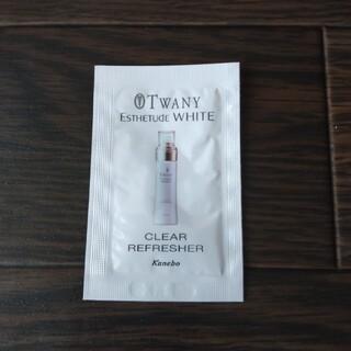 トワニー(TWANY)のトワニー エスティチュードホワイト クリアリプレッシャー 0.5ml×1袋(化粧水/ローション)