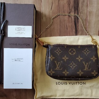 LOUIS VUITTON - ルイヴィトン アクセサリーポーチ 新品未使用