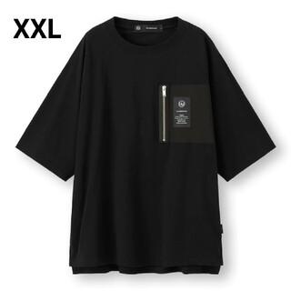 GU - GU×UNDERCOVERスーパービックジップポケットTシャツ