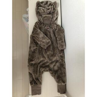 ムジルシリョウヒン(MUJI (無印良品))の無印良品 ベビースーツ(カバーオール)