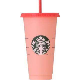 Starbucks Coffee - スターバックス タンブラー カラーチェンジング リユーザブルコールドカップ