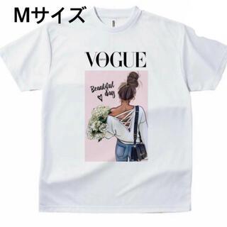 ZARA - vogue ヴォーグ ボーグ tシャツ 韓国 海外ファッション