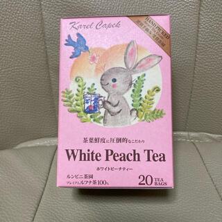 カレルチャペック紅茶 ホワイトピーチティー(茶)