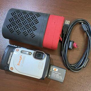 オリンパス(OLYMPUS)のOLYMPUS tough TG860 オリンパス タフ(コンパクトデジタルカメラ)