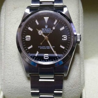 ROLEX - ROLEX エクスプローラー1 114270 D番
