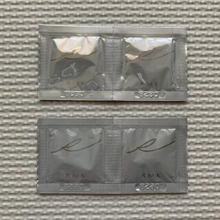 アールエムケー(RMK)のRMK ベースメイク サンプル 試供品(サンプル/トライアルキット)