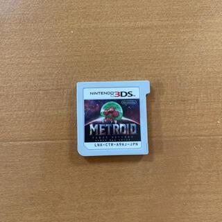 ニンテンドー3DS(ニンテンドー3DS)のメトロイド サムスリターンズ 3ds(携帯用ゲームソフト)