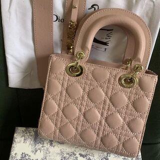 Dior - 【正規品】 Dior レディディオール ハンドバッグ