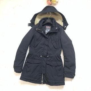 PRADA - 美品 プラダ PRADA 中綿 ジャケット コート フード