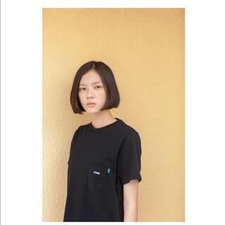 ★新品★ MOZ モズ Tシャツ ブラック 黒
