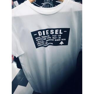 DIESEL - 新品ディーゼルTシャツ サイズはSML