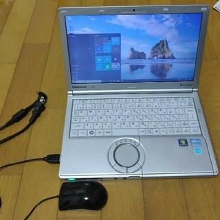 Panasonic - ノートパソコン CF-NX2 レッツノート Windows10