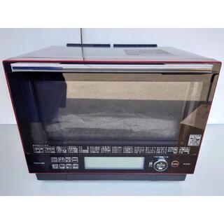 トウシバ(東芝)のTOSHIBA ER-SD5000(R)  過熱水蒸気 スチームオーブン レンジ(電子レンジ)