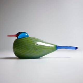 イッタラ(iittala)のRainbow bird イッタラ バード オイバトイッカ toikka(置物)