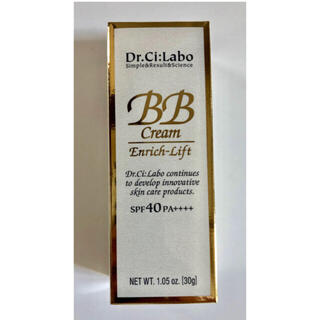 Dr.Ci Labo - ドクターシーラボ BBパーフェクトクリームエンリッチリフト SPF40  30g