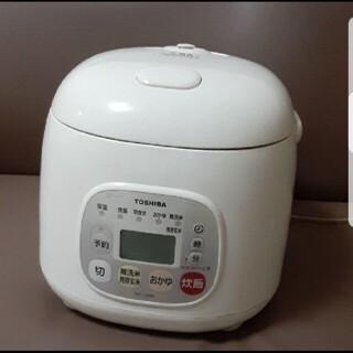 トウシバ(東芝)のTOSHIBA RC-5KM 炊飯器 東芝(炊飯器)