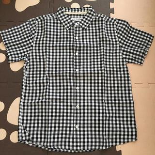 【SALE】半袖シャツ チェックシャツ