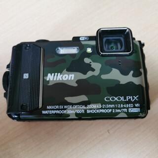 Nikon - ニコン デジタルカメラ COOLPIX AW130