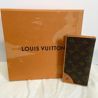 LOUIS VUITTON - ルイヴィトン長財布(札•小銭•カード) モノグラム