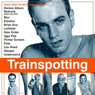 Trainspotting  トレインスポッティング LPレコード(映画音楽)