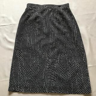 クレージュ(Courreges)のタイトスカート(ひざ丈スカート)