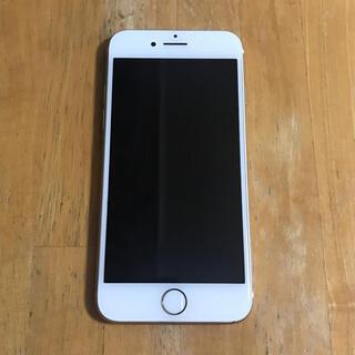 iPhone - SIMフリーiPhone7 ゴールド128GB本体 docomoスマホ アップル