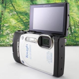 オリンパス(OLYMPUS)のOLYMPUS デジタルカメラ STYLUS TG-850 Tough(コンパクトデジタルカメラ)