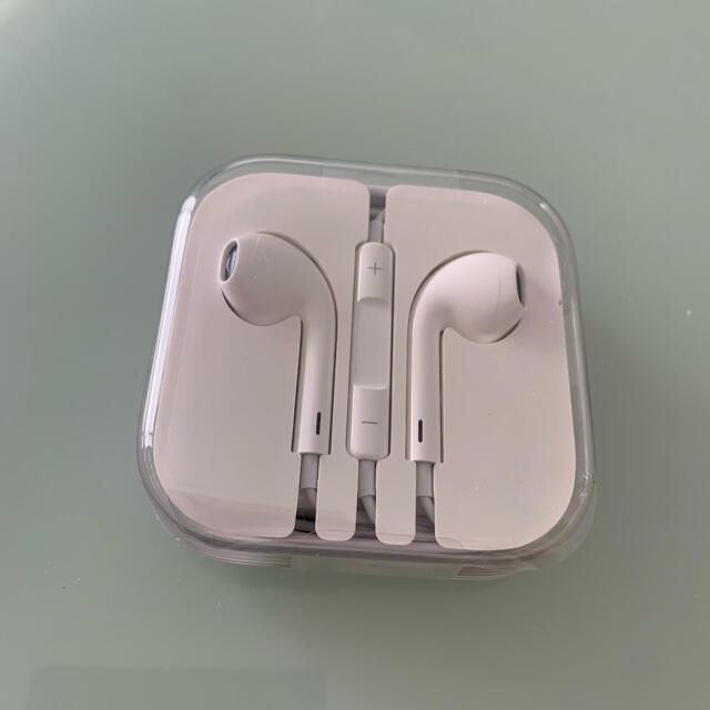 iPhone(アイフォーン)のiPhone イヤホン【正規品】 スマホ/家電/カメラのオーディオ機器(ヘッドフォン/イヤフォン)の商品写真