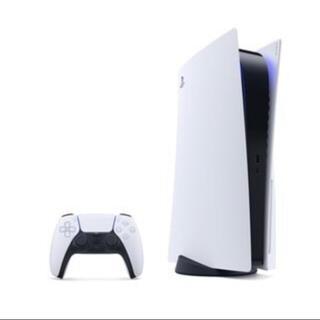 プレイステーション(PlayStation)のPS5 PlayStation5 ディスクドライブ搭載(家庭用ゲーム機本体)