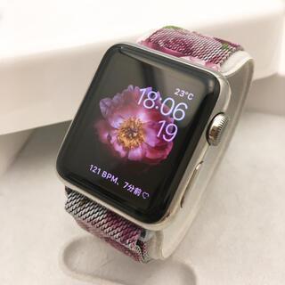 Apple Watch - Apple Watch 38mm アップルウォッチ 初代 ステンレス