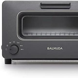 バルミューダ(BALMUDA)のバルミューダ ザ トースター K01E‐KG ブラック(調理機器)