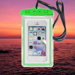 【新品未使用】防水ケース 防水カバー 携帯スマホバッグ