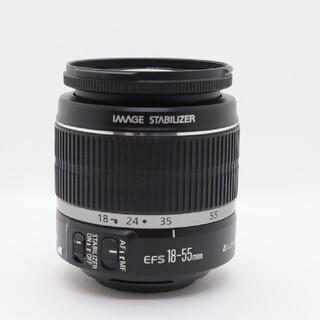 キヤノン(Canon)の【新品級】Canonキャノン EF-S 18-55mm IS AF 手ブレ補正(レンズ(ズーム))